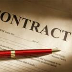 contract copy